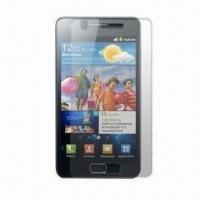 Wholesale Matte Screen Protector for Samsung i9100 with Contrast Enhancing and Long Protection from china suppliers