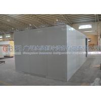 Low Temperature Integrated R404a Freezer Cold Room , Fresh Keeping Goods for sale