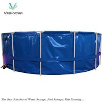 China Chongqing Veniceton collapsible  indoor and outdoor RAS fish tank for sale