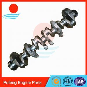 Wholesale Engineering Machinery Crankshaft manufacturer, DEUTZ F6L912 crankshaft 04151001 02929342 from china suppliers