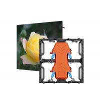 Wholesale Commercial Ultra Thin LED Stage Screen Rental Pixel Pitch 3.91mm 4.81mm from china suppliers