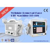 50Hz - 60Hz 3D HIFU Machine High Intensity Focused Sound Machine Effective For Wrinkle Removal for sale