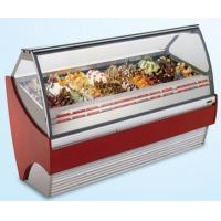 380L Ice Cream Showcase Freezer With Digital Temperature Controller And 1216mm Length for sale