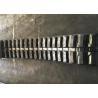 Low Noise Excavator Rubber Tracks Less Vibration Extreme Durability for sale