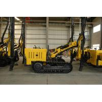 Wholesale Open-air Blast Hole Crawler Rock Drilling Machine 25m Drilling Depth from china suppliers