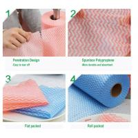 Wholesale Commercial Multi Purpose Cleaning Wipes / Dry Cleaning Wipes For Fabric from china suppliers