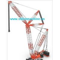 China Crawler crane-LULUDA QUY400 on sale