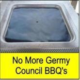 Wholesale Non-stick heavy duty grill & BBQ mat ,Fit for all hotplate / grill/ BBQ , cooking without from china suppliers