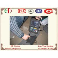 Buy cheap UT Test for Composite Steel Rubber Liners for SAG Mills EB18007 from wholesalers
