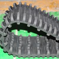 China Good Price and High Quality Rubber Tracks for Robot (100*20*76) for sale