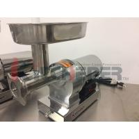 Wholesale Butcher Shop Industrial Heavy Duty Meat Grinder With Water Proof Switch from china suppliers