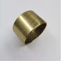 Wholesale CuZn31Si Silicon Brass Wrapped Bronze Bearing Antifatigue from china suppliers