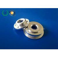 Precision Aluminum CNC Machining Parts Custom Made For Telecommunication