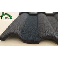 Wholesale Manufacturer of Anti-fade Galvalume Stone Coated Metal Roofing Tile from china suppliers