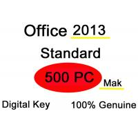 China Download Link Microsoft Office 2013 Key Code 500 PC 32 Bit 3.0 GB Hard Disk for sale