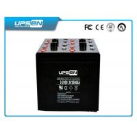 Wholesale Square 100AH AGM  Lead Acid Batteries For Solar Power System with two color from china suppliers