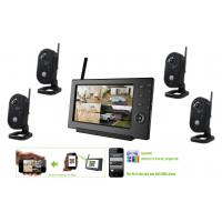 Best 2.4GHz Wireless Surveillance Camera Systems, Remote view security cctv systems wholesale
