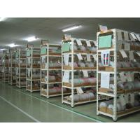 Wholesale Light Duty Rivet Boltless Steel Shelving  , Warehouse Racking System from china suppliers