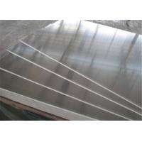 China Heat Treatment Aluminum Sheet Metal Military Industry Structural Material on sale