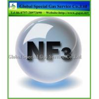 Wholesale How to get Nitrogen Trifluoride NF3 gas from China Purity 99.99% in 43L 47L gas cylinder from china suppliers