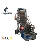 China Plastic Film Blowing Machine / Double Winder Plastic Bag Blowing Machine on sale