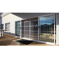 Wholesale 0.8 - 2.0mm Thickness High Security Doors And Windows With Extrusion Profile White Color from china suppliers