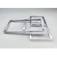 Buy cheap CNC Machined Aluminum Parts Aluminum/Steel/Coppe Sheet Metal Computer/Truck/Auto from wholesalers