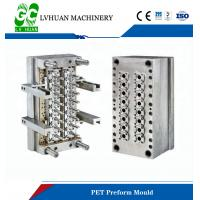 Wholesale High Durability PET Preform Mould , Plastic Bottle Injection Molding 16 Cavity from china suppliers
