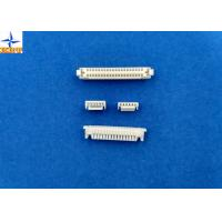 Wholesale Single Row Circuit Board Connection, White PCB Wire Connector GH connector  PA66 Materials from china suppliers
