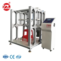 Wholesale CE Office Furniture Testing Machine Aluminum Frame , Electric lift  Seat Impact Testing Machine from china suppliers