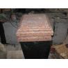 G562 Granite Column Cap China Capao Bonito Granite Pillar Cap Crown Red Granite Column Top for sale