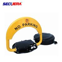 China DC 12V Car Parking Barrier Lock 304 Steel Durable Intelligent Remote Controlled on sale