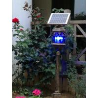 Wholesale All in One Solar Powered Mosquito repellent light for garden from china suppliers