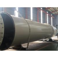 Wholesale Biomass Wood Chips Rotary Drum Dryer , Horizontal Industry Rotary Drying Line from china suppliers
