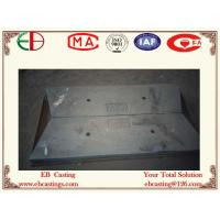Wholesale High Cr Casting Wear Plate HRC58 50mm Thick EB20071 from china suppliers