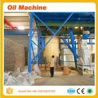 Wholesale high efficiency cooking oil rice bran oil machine mini rice bran oil mill plant from china suppliers