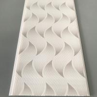 Wholesale Flat Pvc Panels For Ceiling , Waterproof Bathroom Ceiling Panels Brilliant Printing from china suppliers