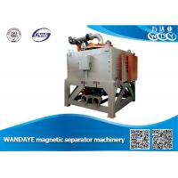 Water Cooling Magnetic Separator Machine , High Gradient Magnetic Separator for sale