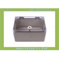 Wholesale PC Clear Ip65 300x200x160mm Lockable Plastic Enclosures from china suppliers