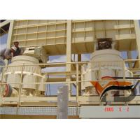 Wholesale Mining Hydraulic Cone Crusher Machine Intelligent Design With Digital Display from china suppliers