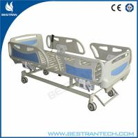 Wholesale 4 Part Steel Bedboards Electric Hospital Beds Adjustable With Linak Motor from china suppliers