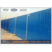 Wholesale Cold Rolled Corrugated Steel Sheets / Galvanised Roof Sheets Maintenance Free from china suppliers