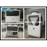 Module Design Freezer Condensing Unit For Industry Cold Storage System for sale