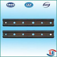 Quality 2015 hot high quality railway track fish plate--Anyang Forging for sale