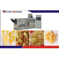 Wholesale 2D 3D Food Fryums Snack Pellet Production Line Extruder Machine Steady Performance from china suppliers