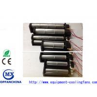 China 30F 30FC series Cross Flow Fans , DC air conditioner tangential Cooling Fan 12V / 24V on sale