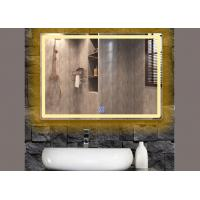 Wholesale Traditional Illuminated Bathroom Mirror Environmentally Friendly For Decorative from china suppliers