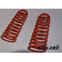 Red 4x4 Suspension Lift Kits Coil Spring Parts For Jeep Cherokee XJ for sale