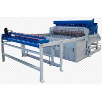 Wholesale Semi-Automatic Welded Wire Mesh Fencing panel Machine 50*50 Mm-200*200 Mm Mesh Size from china suppliers