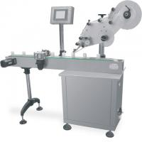 Electric Operation Automatic Sticker Labelling Machine PLC Control System for sale
